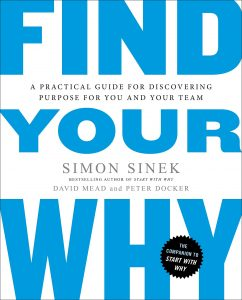 Find your why Sinek Tech Startup School