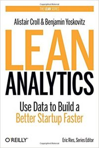 Bücher Empfehlung Lean Analytics Croll Tech Startup School