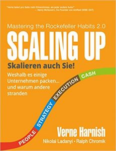 Scaling Up Harnish Tech Startup School