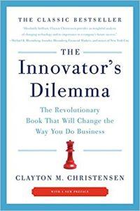 Innovator´s Dilemma ChristensenTech Startup School