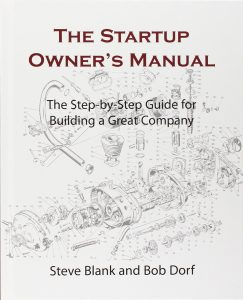 The Startup Owner´s Manual Tech Startup School