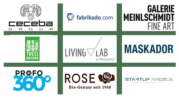 Die Partner und Mitgliedsinstitutionen der Tech Startup School